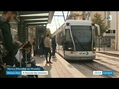 Transport Urbain à Nancy : Réseau Stan Et Réseaux Sociaux