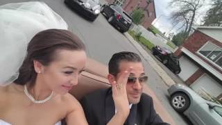 THE WEDDING DAY VLOG September 10 2016)