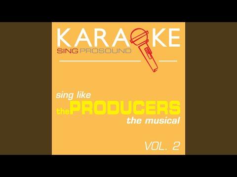 I Wanna Be a Producer (Karaoke Lead Vocal Demo)