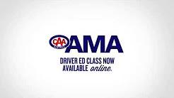 AMA's Online New Driver Program