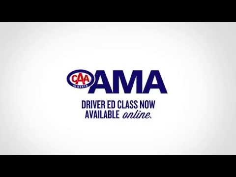 AMA's Online New Driver Program