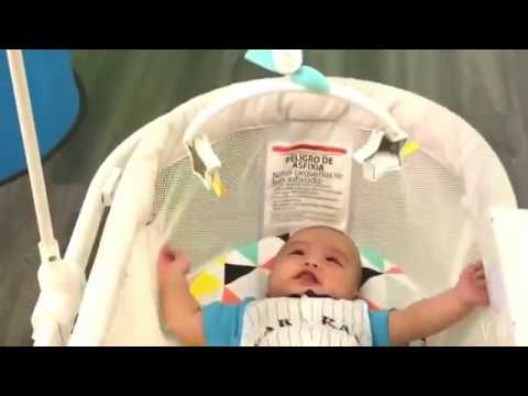 Soothing Motion Bassinet | Baby Cradle | Baby Swing | Baby Bouncer
