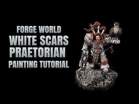 Forge World White Scars Praetorian Painting Tutorial