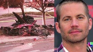 El exceso de velocidad pudo haber sido la causa del accidente donde murió Paul Walker -- Noticiero YouTube Videos