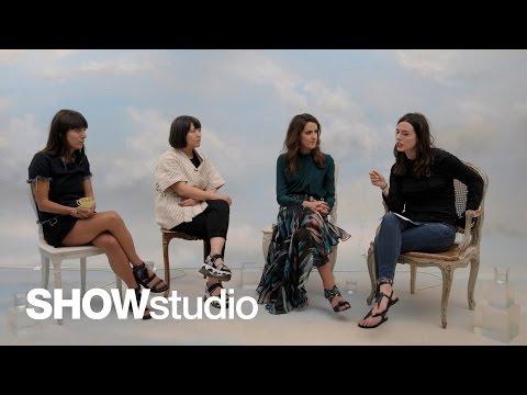 Fendi Haute Couture - Autumn / Winter 2015 Panel Discussion
