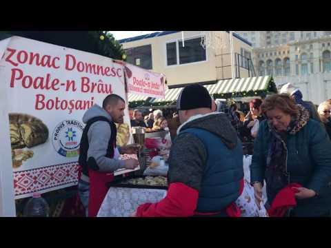 Bucharest Christmas Market 2016