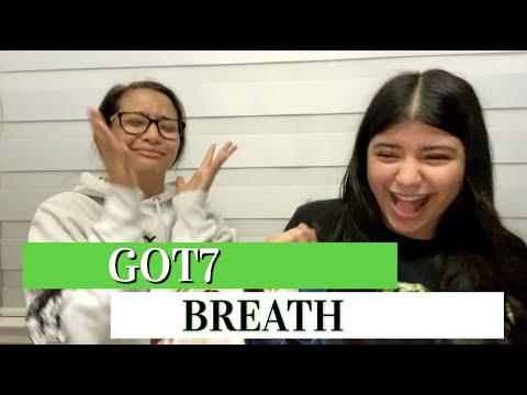 GOT7 'Breath (넌 날 숨 쉬게 해)' MV REACTION!!!