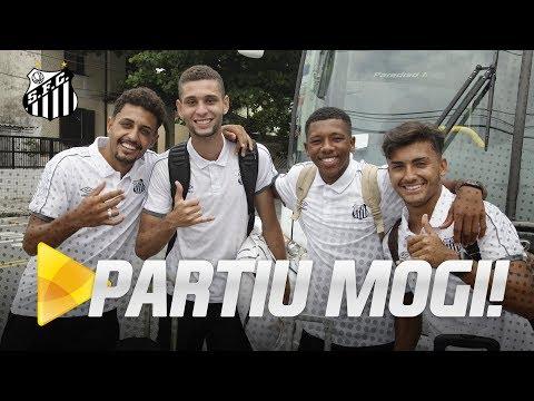 PARTIU MOGI!: SANTOS EMBARCA PARA A COPA SP 2019