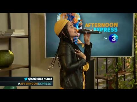 Samkelo Ndlovu & Batuk | Afternoon Express | 7 May 2018