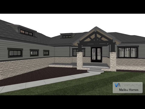 Malibu Homes - Prairie Ridge - Walkthrough