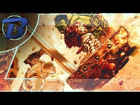 Planeta Hulk Exílio - Episodio 4 - Dublado Motion Comic ( Marvel Comics )