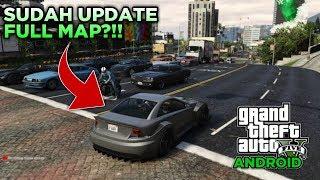 Update!! GTA 5 ANDROID  Sudah FULL MAP?!!   Buruan Download