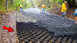 5 AMAZING ROADS MAKING TECHNOLOGIES | How They Make Roads in Foreign Country