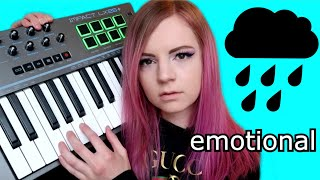 I wrote an emo song that will make you feel something again