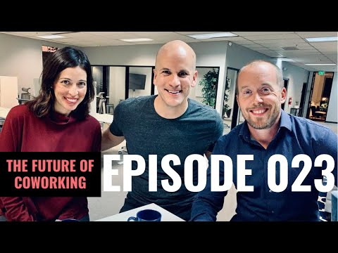 THE FUTURE OF COWORKING - THOUGHTIUM VLOG EP023