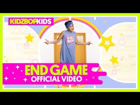 KIDZ BOP Kids - End Game (Official Music Video) [KIDZ BOP 38]