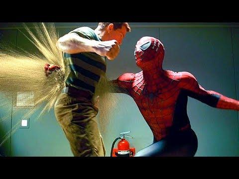 Spider-Man vs Sand-Man - First Fight Scene - Spider-Man 3 (2007) Movie CLIP HD