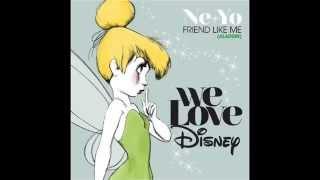 "Ne-Yo ""Friend Like Me"" (Aladdin)"