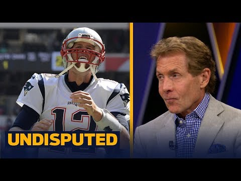 Skip Bayless on how Tom Brady 'destroyed' the Oakland Raiders in Mexico City | UNDISPUTED