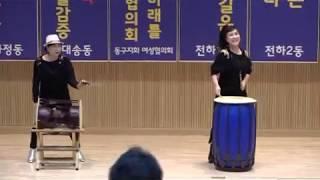 난타공연 [한국자유총연맹 이취임식]