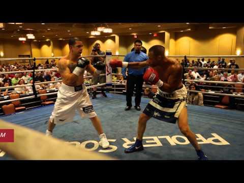 Saverese Promotions: Craig Hernandez vs Preston Kenney