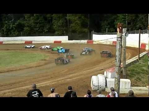 DB Racing 5-19-12 River City Speedway Heat1