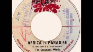 Lloyd Charmers & The Conscious Minds - Africa Is Paradise