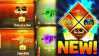 *NEW* FREE DLC WEAPON BRIBE UPDATE!! - 3 DLC WEAPONS IN 1 SUPPLY DROP BUNDLE! (BLACK OPS 3 NEW DLC)