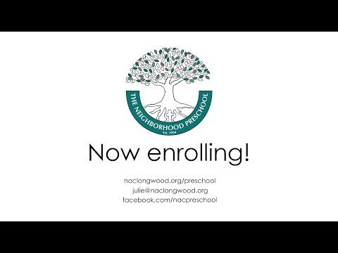 The Neighborhood Preschool Virtual Tour Intro Video