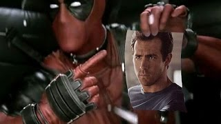 Amc Mail Bag - Should We See Ryan Reynolds Face In Deadpool?