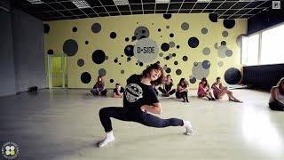 Nosaj Thing - Aquarium | contemporary choreography by Galya Peha | D.side dance studio