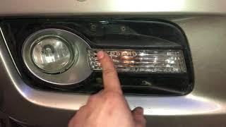 защита от воров ПТФ / Mazda CX7 дорест