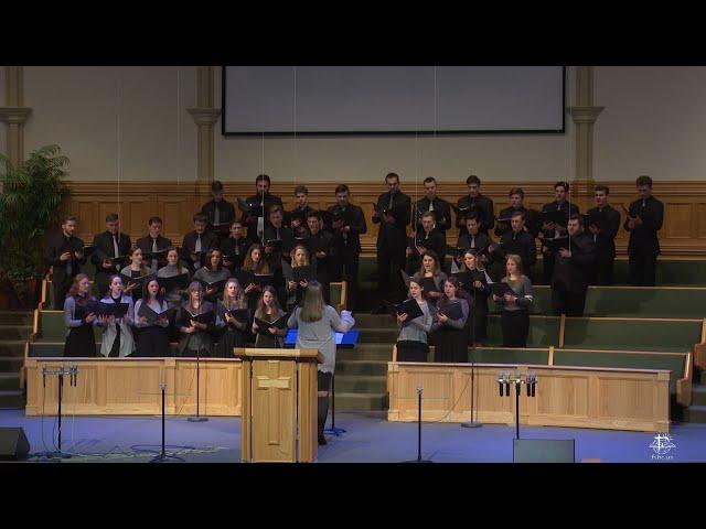 Столб Огня- FSBC Youth Choir