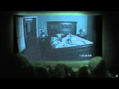 Паранормальное явление / Paranormal Activity / 2007 (Фильм. Мистика. Ужасы. Кино 2013. HD)
