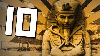10 faktów o starożytnym EGIPCIE 2 [TOPOWA DYCHA]