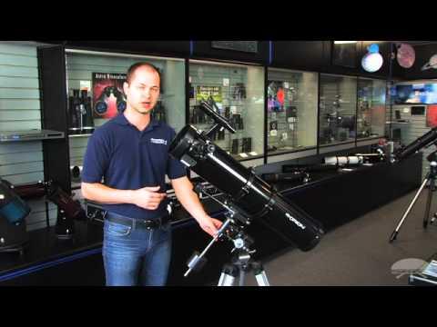 Features of the Orion SpaceProbe 130 EQ Reflector Telescope - Orion  Telescopes & Binoculars