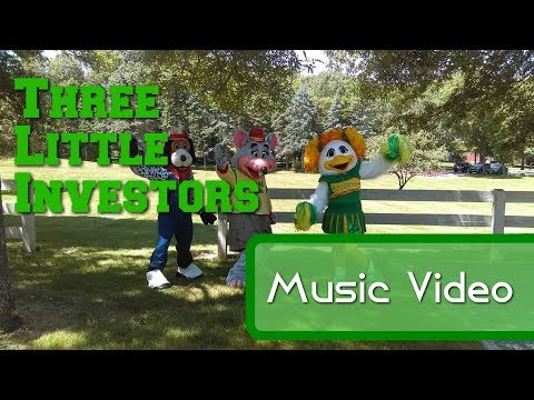 Chuck E. Cheese and Friends - The Three Little Investors LIVE