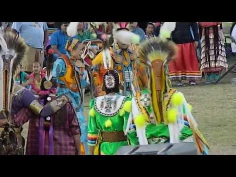 Sweetheart dance champs San Manuel PowWow 2013