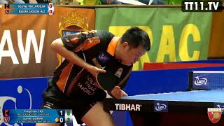 Hou Yingchao vs Daniel Gorak | Polish Super League 2017/2018