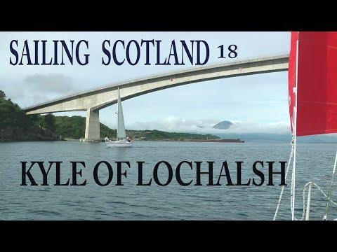 KeepTurningLeft Season 8 film 18 The Kyle of Lochalsh