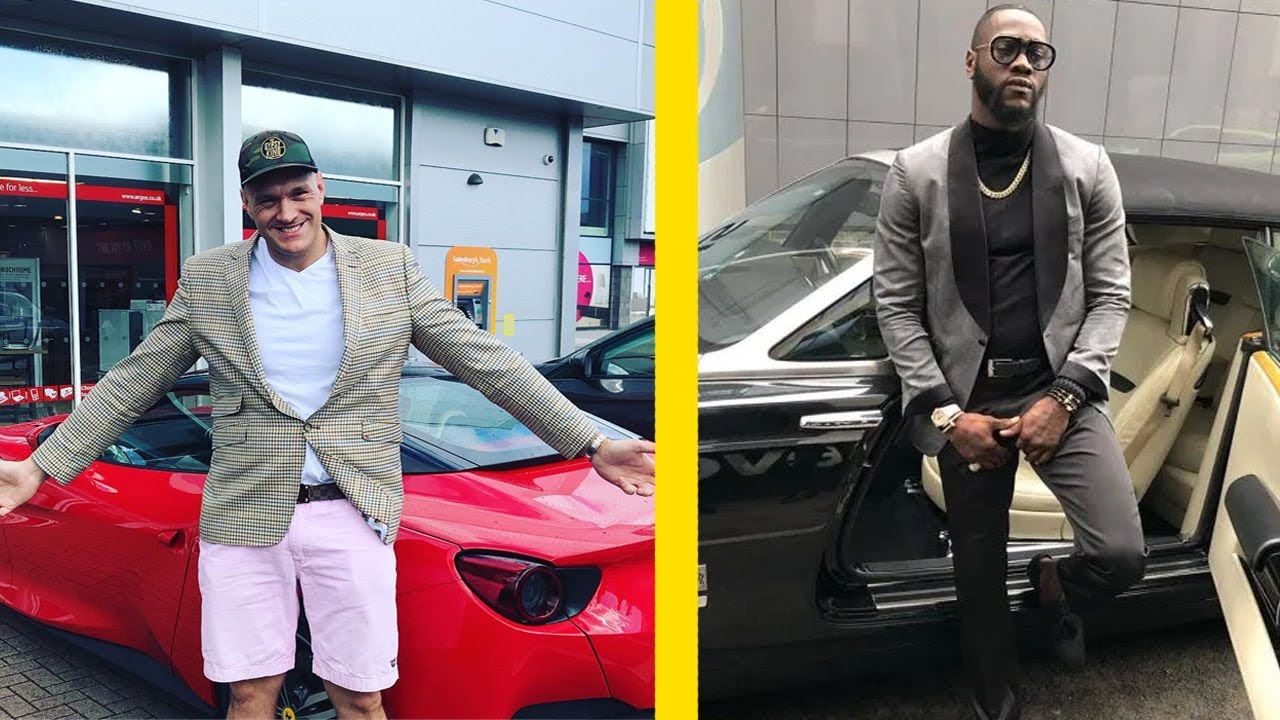 10 Expensive Things Owned By Deyontay Wilder Vs Tyson Fury