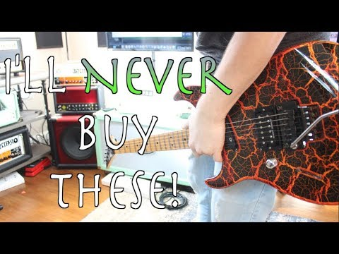 Guitars I Will Never Buy!