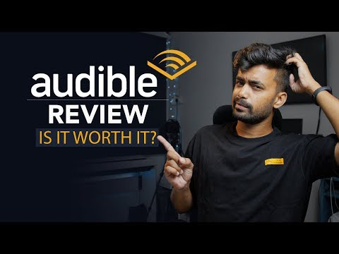 Amazon Audible Review - IS IT WORTH IT?