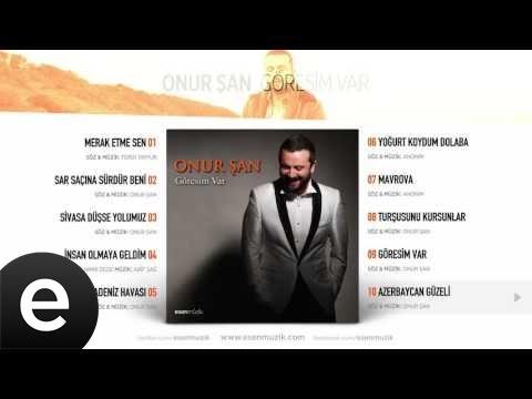 Azerbaycan Güzeli (Onur Şan) Official Audio #azerbaycangüzeli