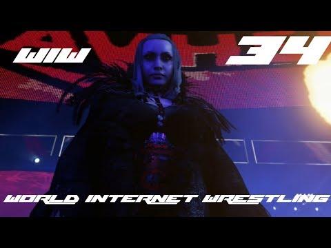 'MAX CAPACITY'?!?!?!-(WIW) WWE2K18 CAW UNIVERSE MODE EP34