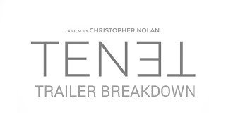 Tenet: Official Teaser Trailer (2020) Explained | Full Breakdown And Inception Sequel Fan Theory