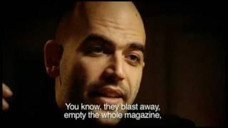 CULTURE SHOW: Roberto Saviano Interview