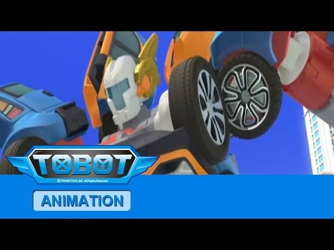 English Version Tobot Season1 Ep 20 Youtube
