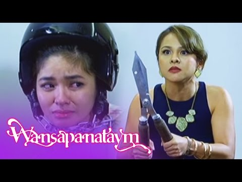 Wansapanataym: Audrina and Edgar tie Goldie and Ruben