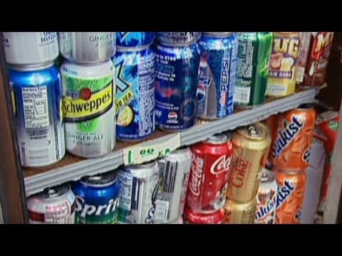 NAACP takes on NYC soda ban